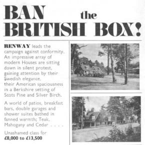 Renway: Banning the British Box