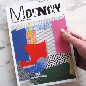 As Featured in Midcentury Magazine