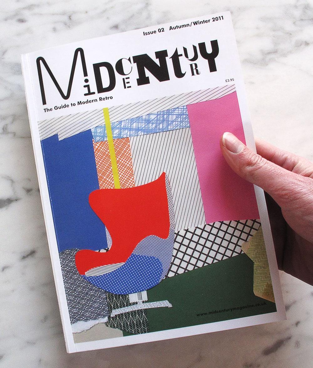 Midcentury Magazine cover