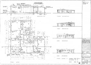 Renway Type 60a Bungalow architect drawing