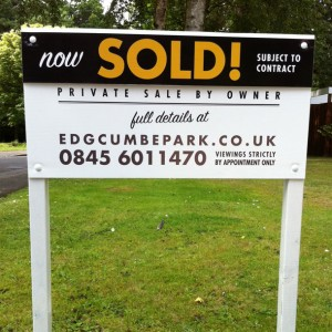 We sold our property without an estate agent